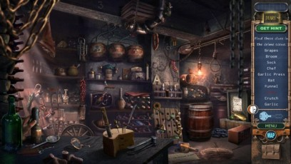 Mystery Case Files: Rewind - Preview