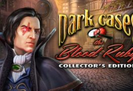 Dark Cases: The Blood Ruby - Review