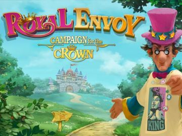 Royal Envoy: Campaign for the Crown - Review