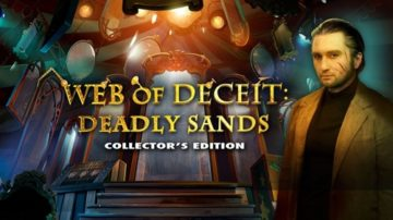 Web of Deceit: Deadly Sands - Review