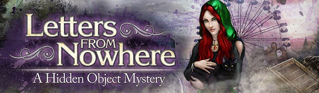 Letters From Nowhere: A Hidden Object Mystery - Review