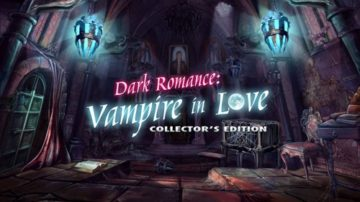 Dark Romance: Vampire in Love