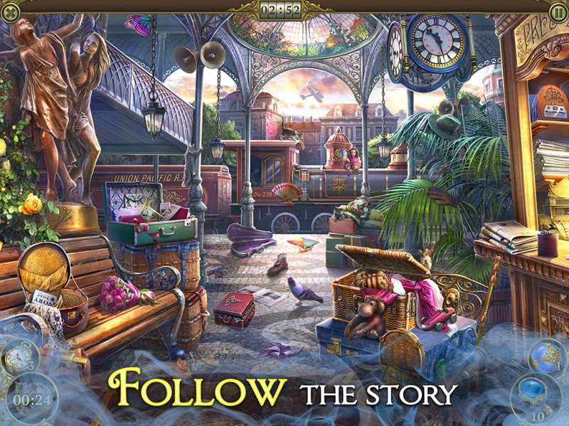 Hidden City: Hidden Object Adventure