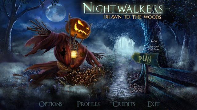 Nightwalkers: Drawn to the Woods - Preview