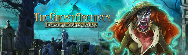 The Ghost Archives: Haunting of Shady Valley - Review
