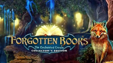 Forgotten Books: The Enchanted Crown - Review