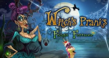 Witch's Pranks: Frog's Fortune - Review
