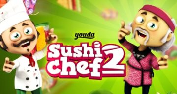 Youda Sushi Chef 2 - Review