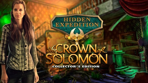 Hidden Expedition: The Crown of Solomon