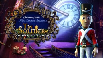 Christmas Stories: Hans Christian Andersen's Tin Soldier - Review