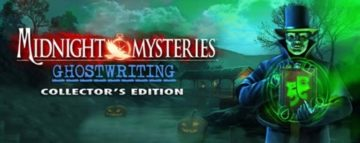 Midnight Mysteries: Ghostwriting - Review