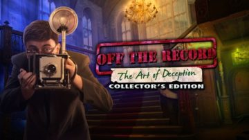 Off The Record: The Art of Deception - Review