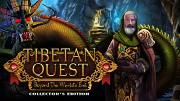 Tibetan Quest: Beyond the World's End - Review