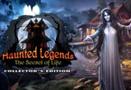 Haunted Legends: The Secret of Life - Review