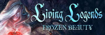 Journey across the icy terrain in Living Legends: Frozen Beauty