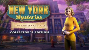 New York Mysteries: The Lantern of Souls - Review