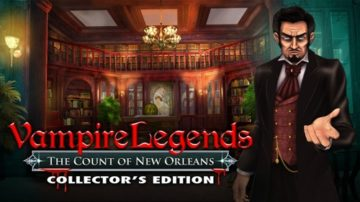 Vampire Legends: The Count of New Orleans - Review