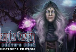 Redemption Cemetery: At Death's Door - Review