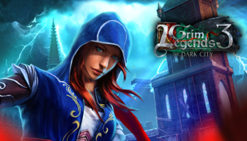 Grim Legends 3: The Dark City - Review