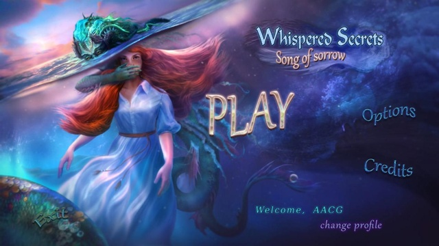 Whispered Secrets: Song of Sorrow - Preview