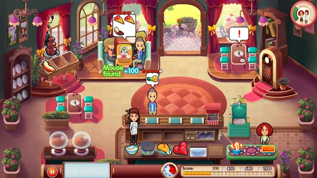 Mary le Chef: Cooking Passion - Screenshot 2