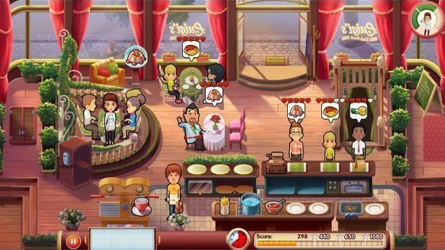 Mary le Chef: Cooking Passion - Screenshot 3