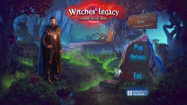 Witches' Legacy: Covered by the Night