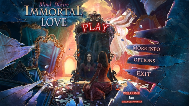 Immortal Love: Blind Desire