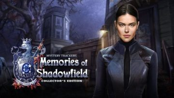 Mystery Trackers: Memories of Shadowfield