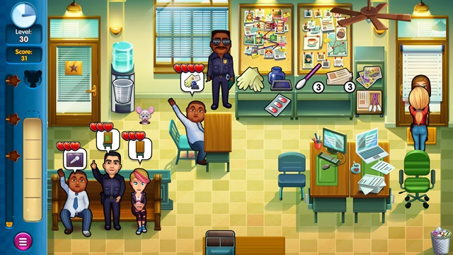 Parker & Lane Criminal Justice - Screenshot 2