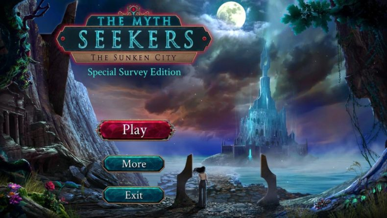 The Myth Seekers: The Sunken City