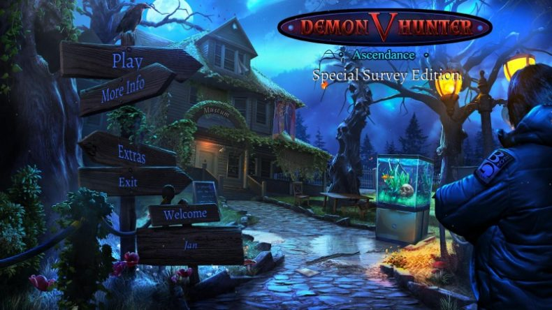 Demon Hunter V: Ascendance - Preview