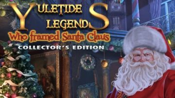 Yuletide Legends: Who Framed Santa Claus