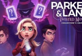 Parker & Lane: Twisted Minds