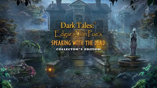 Dark Tales: Edgar Allan Poe's Speaking with the Dead