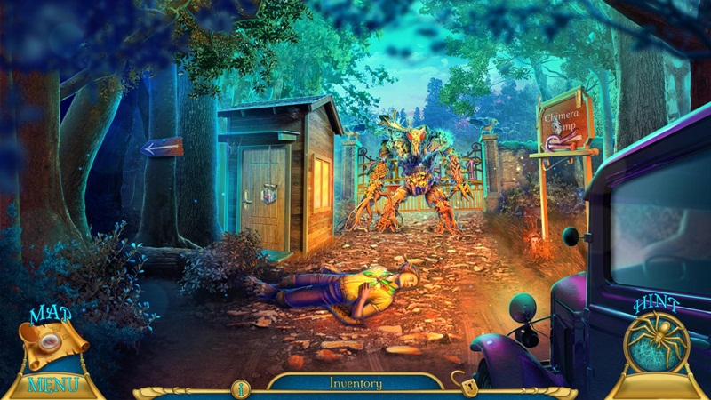 Chimeras: Wailing Waters - Preview