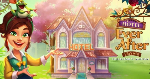 Hotel Ever After: Ella's Wish