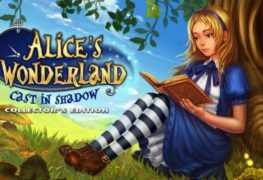 Alice's Wonderland: Cast In Shadow