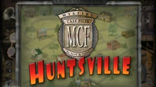 Mystery Case Files: Huntsvilles