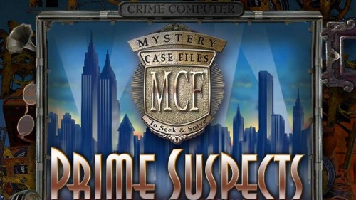 Mystery Case Files: Prime Suspect