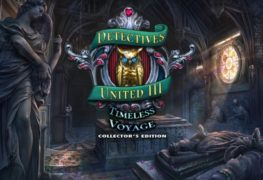 Detectives United III: Timeless Voyage