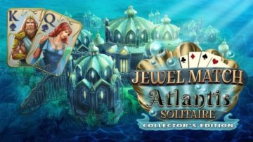 Jewel Match Solitaire: Atlantis