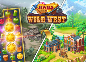 Jewels of the Wild West