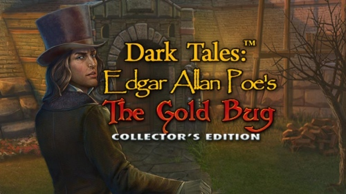 Dark Tales Edgar Allan Poe's The Gold Bug