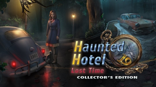 Haunted Hotel: Lost Time