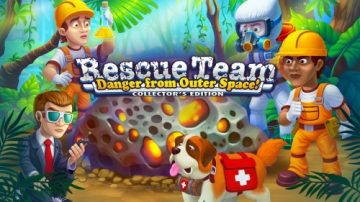 Rescue Team: Danger from Outer Space!