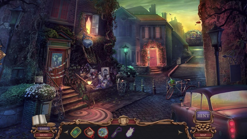 Mystery Case Files; The Harbinger