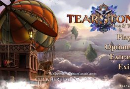 Tearstone: Thieves Of The Heart