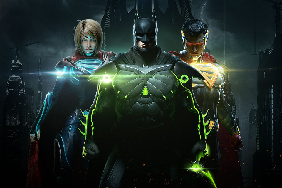 Injustice 2 - Review