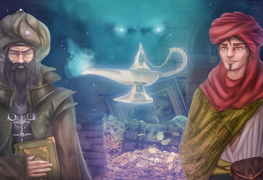 Aladdin - Hidden Object Adventure Games - Find It - Review